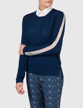 KYLIE LIGHT MERINO SWEATER