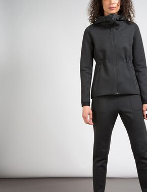 ATHLETIC TECH SWEAT HOODIE JACKET
