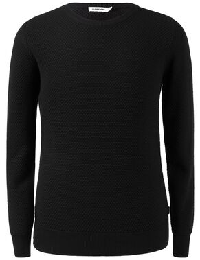 DEXTER CIRCLE STRUCTURE KNITTED PULLOVER