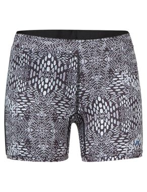 GABY COMPRESSION POLY SPORTS SHORTS