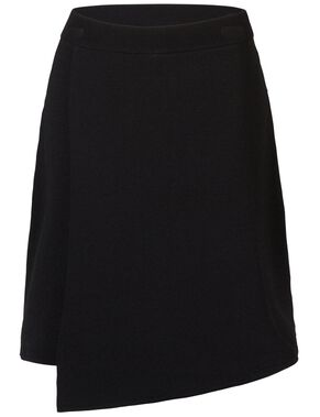 MARA DRAPY KNIT SKIRT