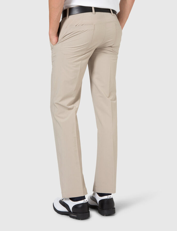 TROON MICRO STRETCH TROUSERS, Beige, large