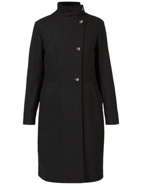 GRACE SOFT MELTON COAT