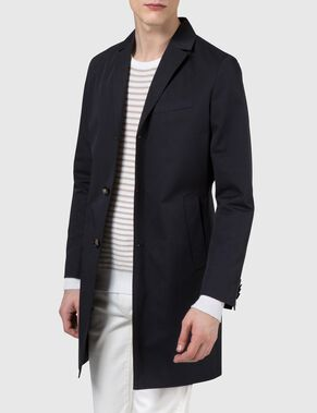 WOLGER TRENCH TWILL COAT