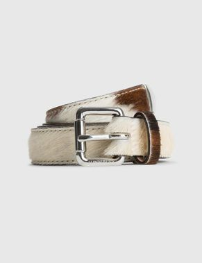 ROLLER 25 FANCY LEATHER BELT