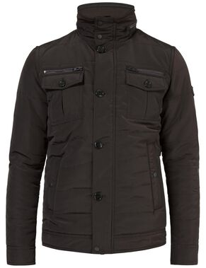 BAILEY 56 STRUCTURED POLY JACKET