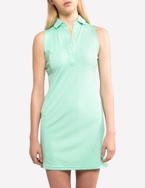 LOUISE TX JERSEY SLEEVELESS DRESS