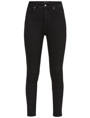 GRETE HIGH RAW SKINNY FIT JEANS