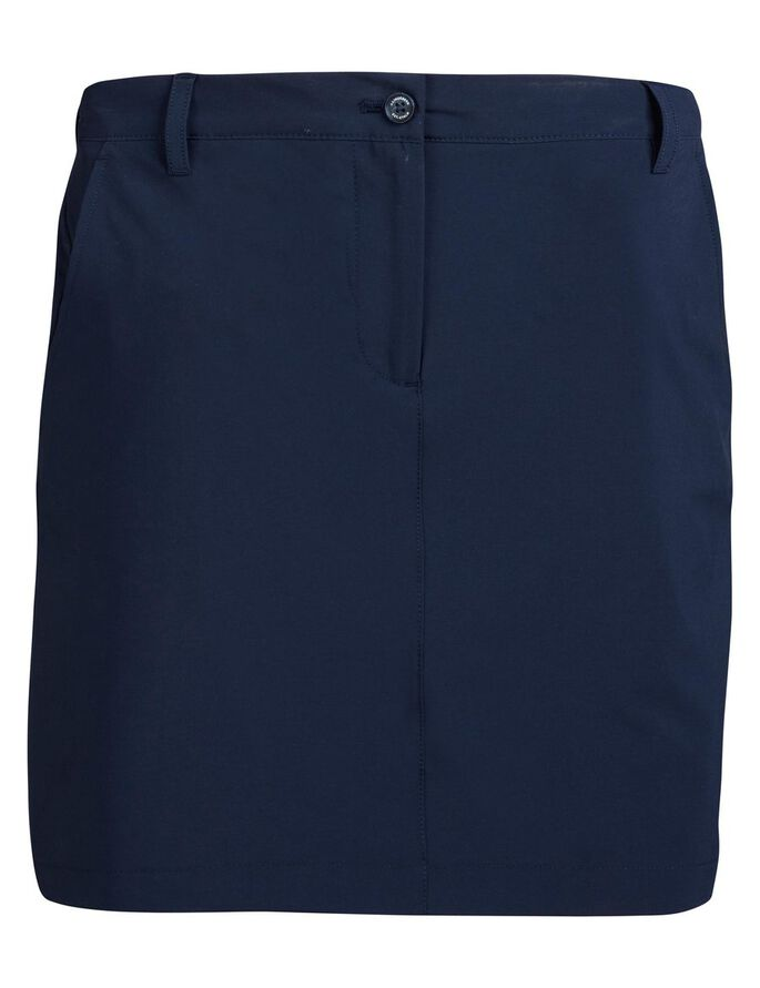 ALLIE MICRO STRETCH NEDERDEL, JL Navy, large