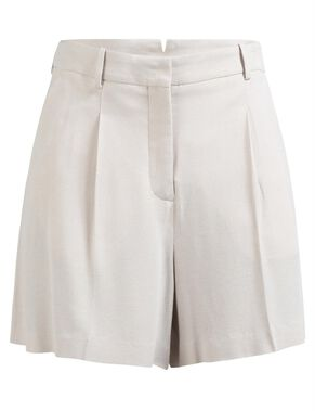 WILLOW TECH CREPE SHORTS