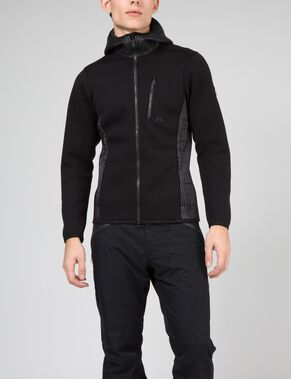REGAL MID TECHNO JERSEY JACKET