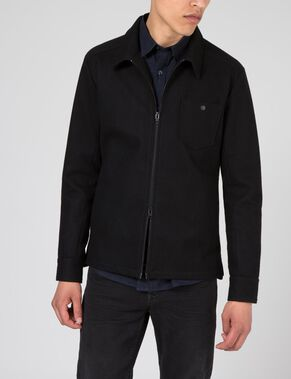 JONAH ZIP 67 MAC WOOL JACKET