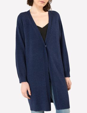 MALOU LIGHT CASHMERE KNITTED CARDIGAN