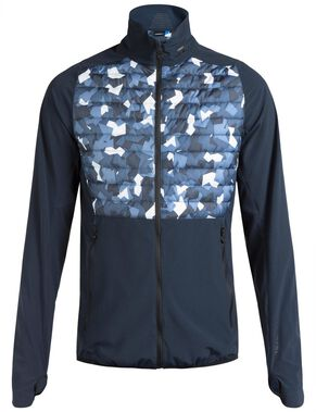 HYBRID MIXED POLY JACKET