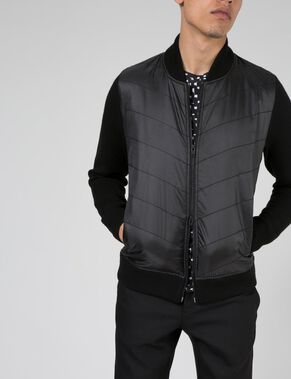 WILHELM NYLON KNIT JACKET