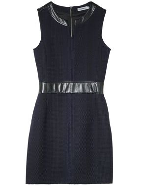 LIVIA NEOTERIC WEAVE DRESS