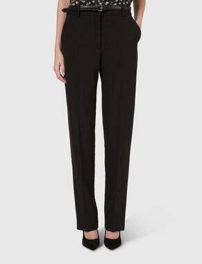 KAITLIN EVENING CREPE TROUSERS