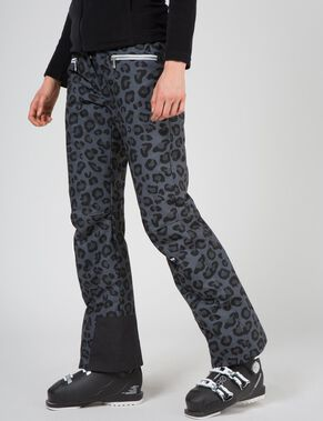TRUULI JL 2-LAYER PRINT SKI PANTS