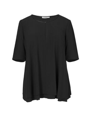 ANNABELLE DRAPY CREPE T-SHIRT
