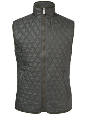 QUILTED CLUB VEST