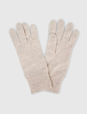 SARA LIGHT CASHMERE GLOVES