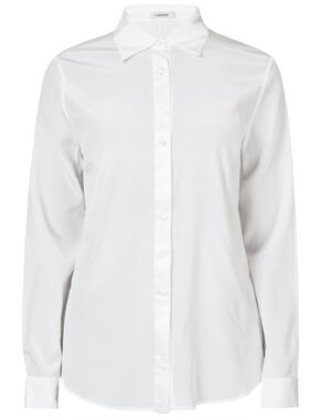 SARAH STRETCH SILK BLOUSE