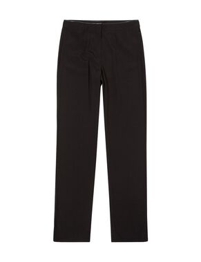 KAITLIN DRAPY CREPE TROUSERS
