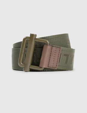 TUCKER STRUCTURED WEBBING BELT