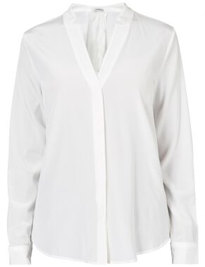 EVE STRETCH SILK BLOUSE