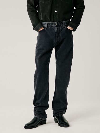JOHNNY ONE WASH JEANS