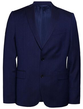 HOPPER SOFT FANCY WOOL BLAZER