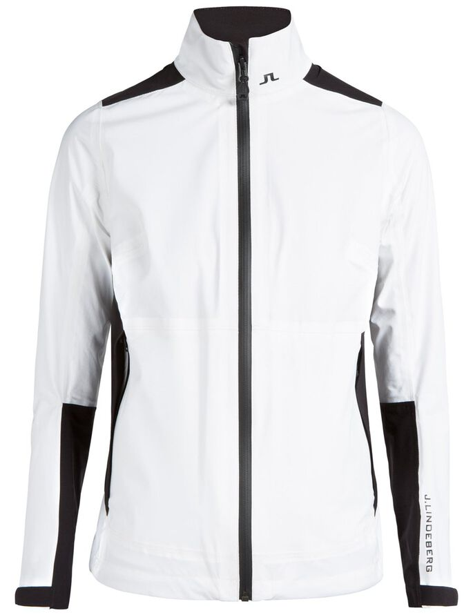 DRIVE 2,5-PLY SPORTS JACKET, White, large