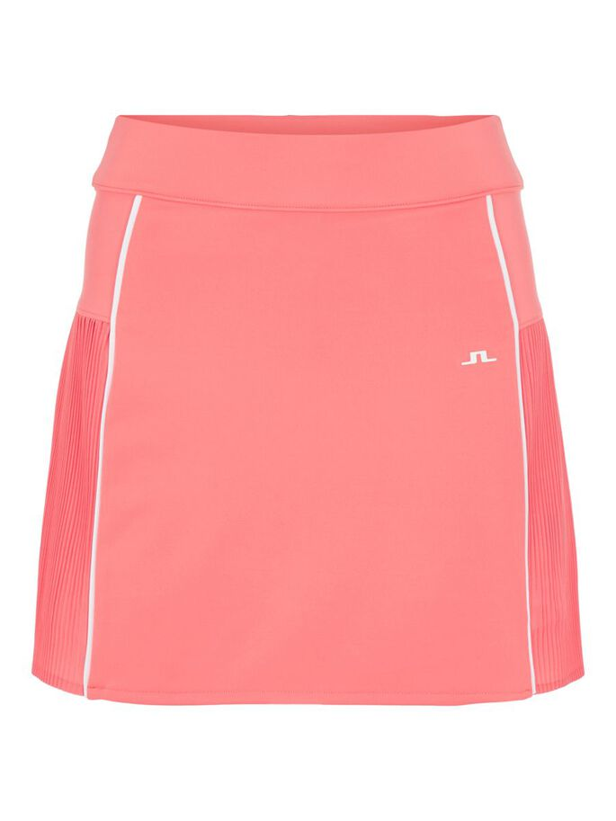 ZOE SKIRT, Tropical Coral, large
