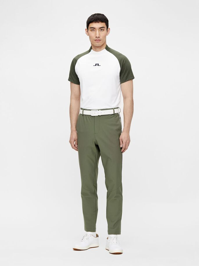 ARCHER GOLFBROEK, Thyme Green, large