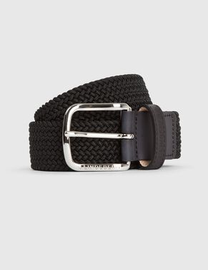 CHAPPER 35 SOLID ELASTIC BRAID BÆLTE