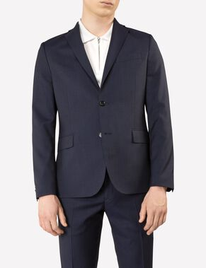 HOPPER SOFT FANCY DRESSED WOOL BLAZER