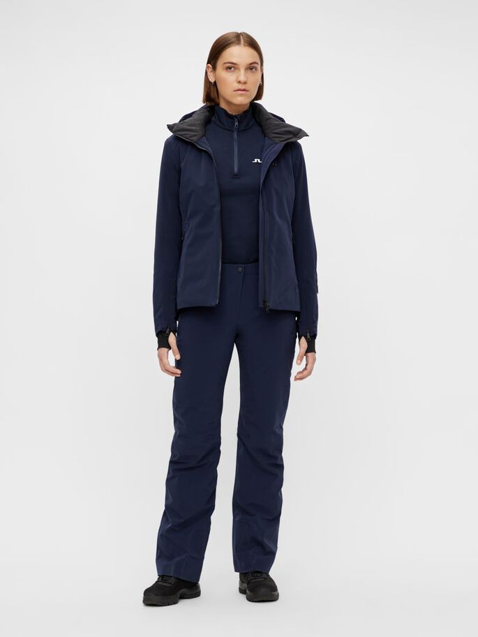 LYNN SKI JACKET, JL Navy, large