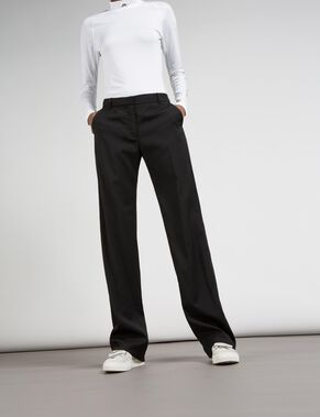 KELSEY TUX SPRING WOOL SUIT TROUSERS