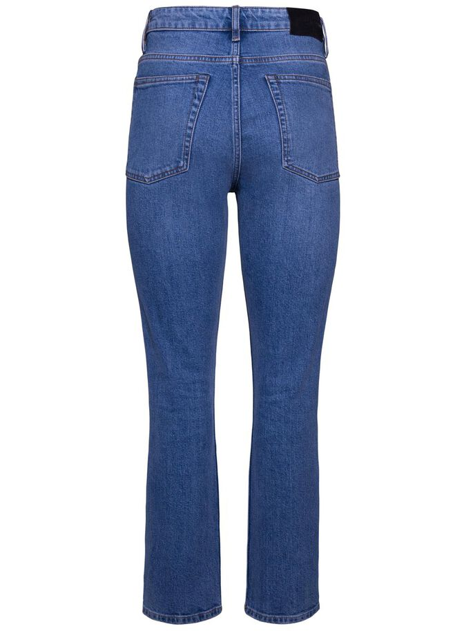 STUDY BRAKE JEANS, Mid Blue, large