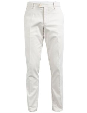 OSKAR SLIM FIT SUBTLE COTTON CHINOS