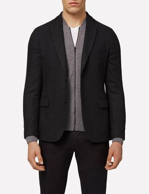 HOPPER UNCONSTRUCTED WOOL BLAZER