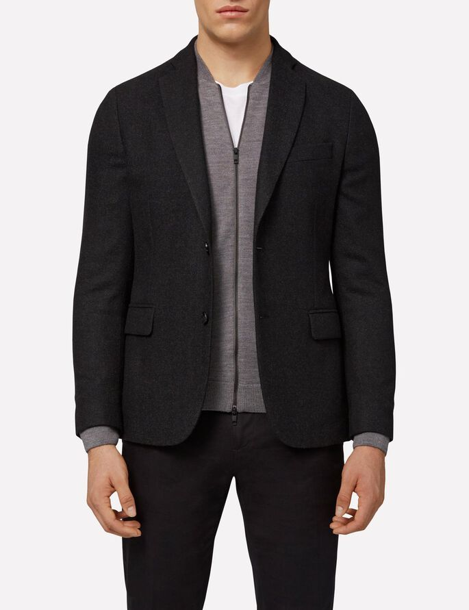 HOPPER UNCONSTRUCTED ULD BLAZER, Grey Melange, large