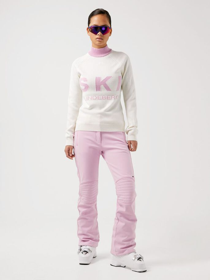 ADA KNITTED SWEATER, Pink Lavender, large