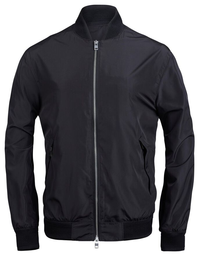 THOMI GRAVITY POLY JACKE, Black, large