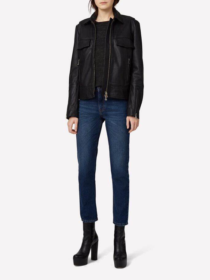 THELMA PUR JEAN, Mid Blue, large