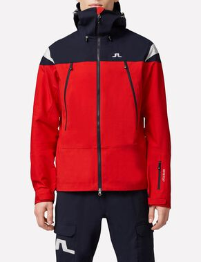 HARPER 3-LAYER GORETEX SHELL JACKET