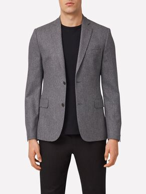 HOPPER STRETCH FLANNEL BLAZER