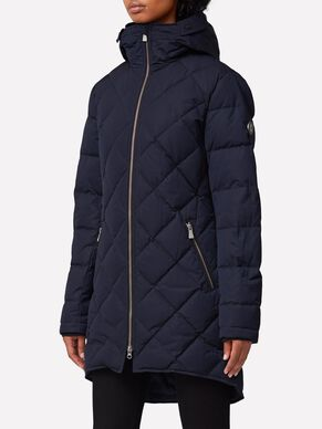 RADIATOR CHIC POLY PARKA
