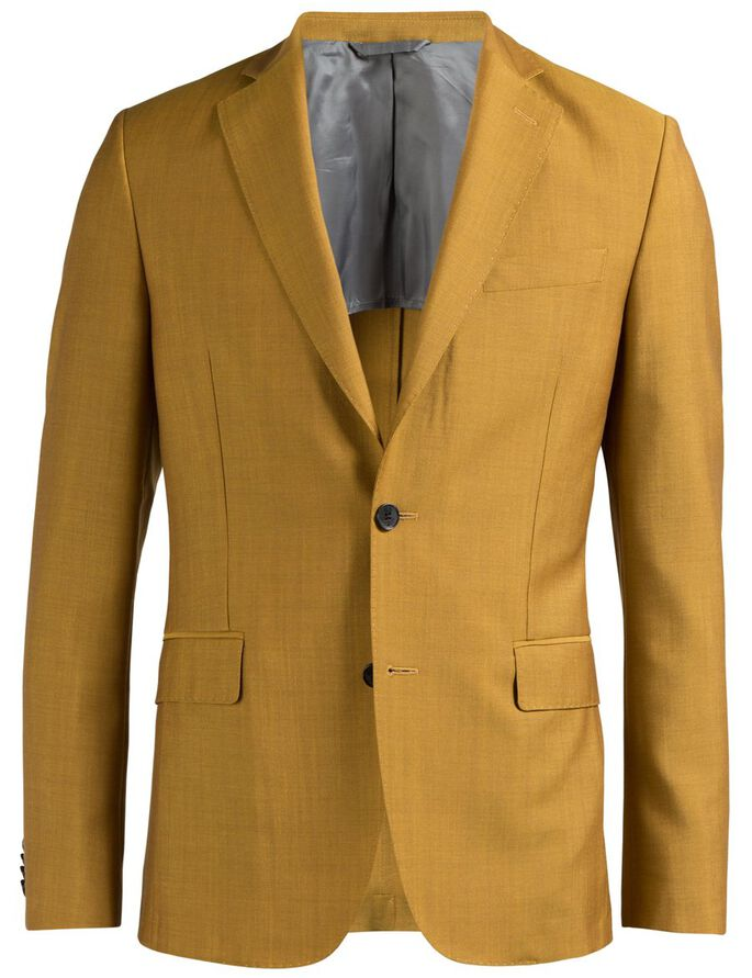 DONNIE SOFT KINAIR BLAZER, Yolk Yellow, large
