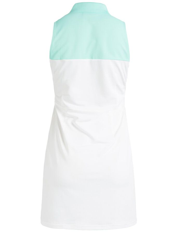 CATRIN TX TORQUE DRESS, Mint, large